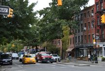 West Village, New York City / The West Village in New York City offers a completely different experience to the rest of New York with a feeling more reminiscent of a small town. Make sure you head here on your next visit to the big apple!