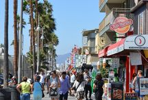 Venice, California / Venice in California is a beautiful mix of every kind of person you can imagine. Want to head somewhere a little different and experience the California life? Make sure you add Venice to your itinerary.