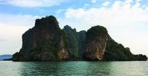 Boat Trip To Thailand's James Bond Island