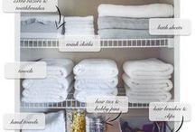 Armario de Limpieza ~ Cleaning Closet / Ordenar y organizar los armarios de limpieza que tengamos en casa ~ Clean and order our cleaning closets