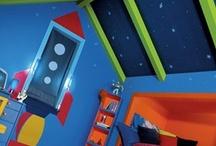 Cool kid bedrooms