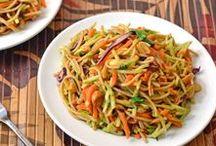salads/dressings/dips