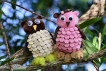 Jaimee's Owl Party ideas