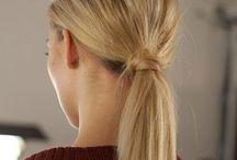 hair tips / by Caeli
