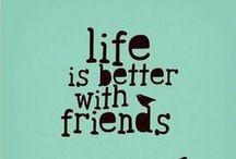 friends / by Kaitlin Hanenburg