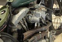 carros, motos e motores