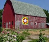 Quilted Barns