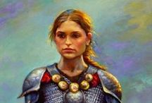 Writing - Inspiration - Characters / by Mary DeSive