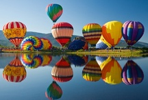 What Goes Up / the art and beauty of hot air balloons