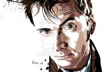 5 Stars Productions LOVES Doctor Who / by Marlene Jeske