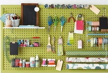 Craft Space / by Jen