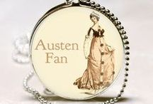 Jane / Everything Jane Austen / by Mary DeSive