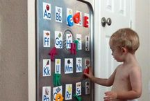 Littles - learning tools / by Caeli