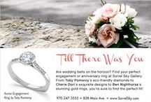 Till There Was You / Are wedding bells on the horizon? Find your perfect engagement ring or anniversary ring at Sorrel Sky Gallery. From Toby Pomeroy's eco-friendly rings to Cherie Dori's exquisite designs to Ben Nighthorse's stunning new creations, you're sure to find the perfect fit!