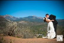 Colorado Wedding! / What better backdrop for a wedding than the Rocky Mountains?