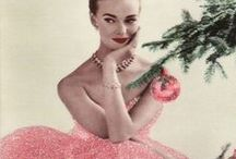 I'm dreaming of a pink Christmas / by Maggie Wilds/denisebrain