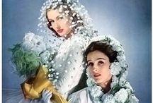 The vintage bride / Vintage and vintage-inspired wedding fashion