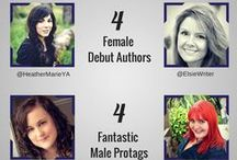 #Hashtags! / All the hashtag movements in the book industry that we love!