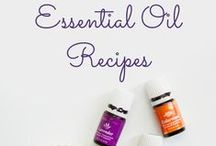 DIY / Crafts, essential oil recipes and ideas, and how tos.