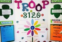 A Foray into Girl Scouting / by Natalie Fritz