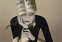 Serge Lutens / Serge Lutens (born March 14, 1942) is a French photographer, filmmaker, hair stylist, perfume art-director and fashion designer.    Far more artist than stylist.