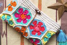 Bolsos Crochet y trapillo