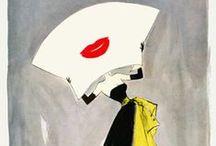 The vintage lip
