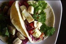 Tex Mex food / Tacos, burritos, enchiladas,... / by Miguel Navaza