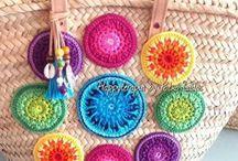 Capazos Crochet