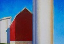 """David Knowlton / """"Light and Shadow""""  