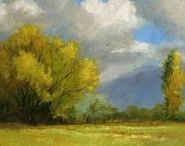 Peggy Immel  ||  Susan McCullough  ||  Jane Chapin / Plein Air Painters of New Mexico Juried Show November 2017  ||  Sorrel Sky Gallery Artists Peggy Immel, Susan McCullough and Jane Chapin  ||  Oils, Landscapes, Skyscapes, Barns, Rivers