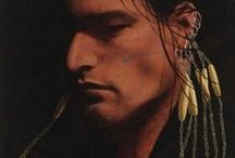 Rory Wagner / 1950 - 2010  ||  Meticulous and Uncompromising   ||  Acyrilic and Giclees  ||  Native American, Horses