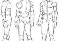 Human - Man Body