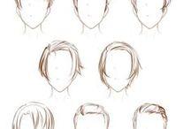 Human - Hair