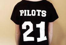 Twenty øne pilots / Merchendise!!