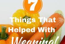 Weaning / Meal inspiration, snack ideas and helpful tips and tricks for the weaning journey.