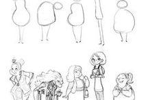 Character Design - Mood