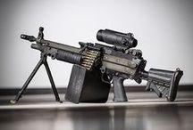 Weapons - Machine Gun