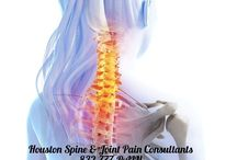 Neck Pain / Houston Spine & Joint Pain Consultants: In our Pain Management Clinic our Pain doctors treat neck pain with therapy, medications and injections.