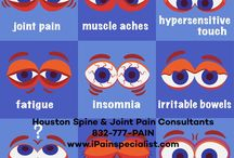 Fibromyalgia / At Houston Spine & Joint Pain Consultants our Pain doctors treat patients suffering from Fibromyalgia using multimodal approach-including therapy, medications and injections if needed.