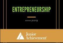Entrepreneurship / Teaching students k-12 the importance of entrepreneurship.