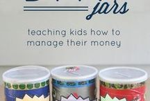 Teaching Money at Home / JA encourages parents to help their child become financially prepared for the future by teaching lessons about spending, saving, budgeting and other money lessons at home.