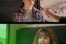 Hogwarts funnies