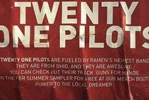 Twenty one pilots |-/