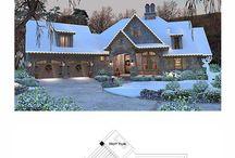 exterior & floor plan inspiration