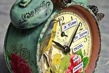 Time keeps ticking away... / Clocks and time pieces