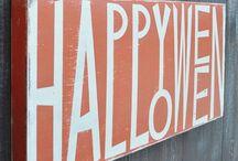 Halloween - Decor / by Kendal Christmon