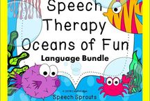 Speech Pathology & other school stuff / by Susan Herman