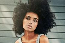 HAIR |  afro's galore / Afro hair styles galore- Afro, Afro Hair, black girls / by Ngoni Chikwenengere