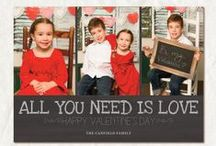 Valentine Design from Push the Envelope Design / by Caroline Smalley